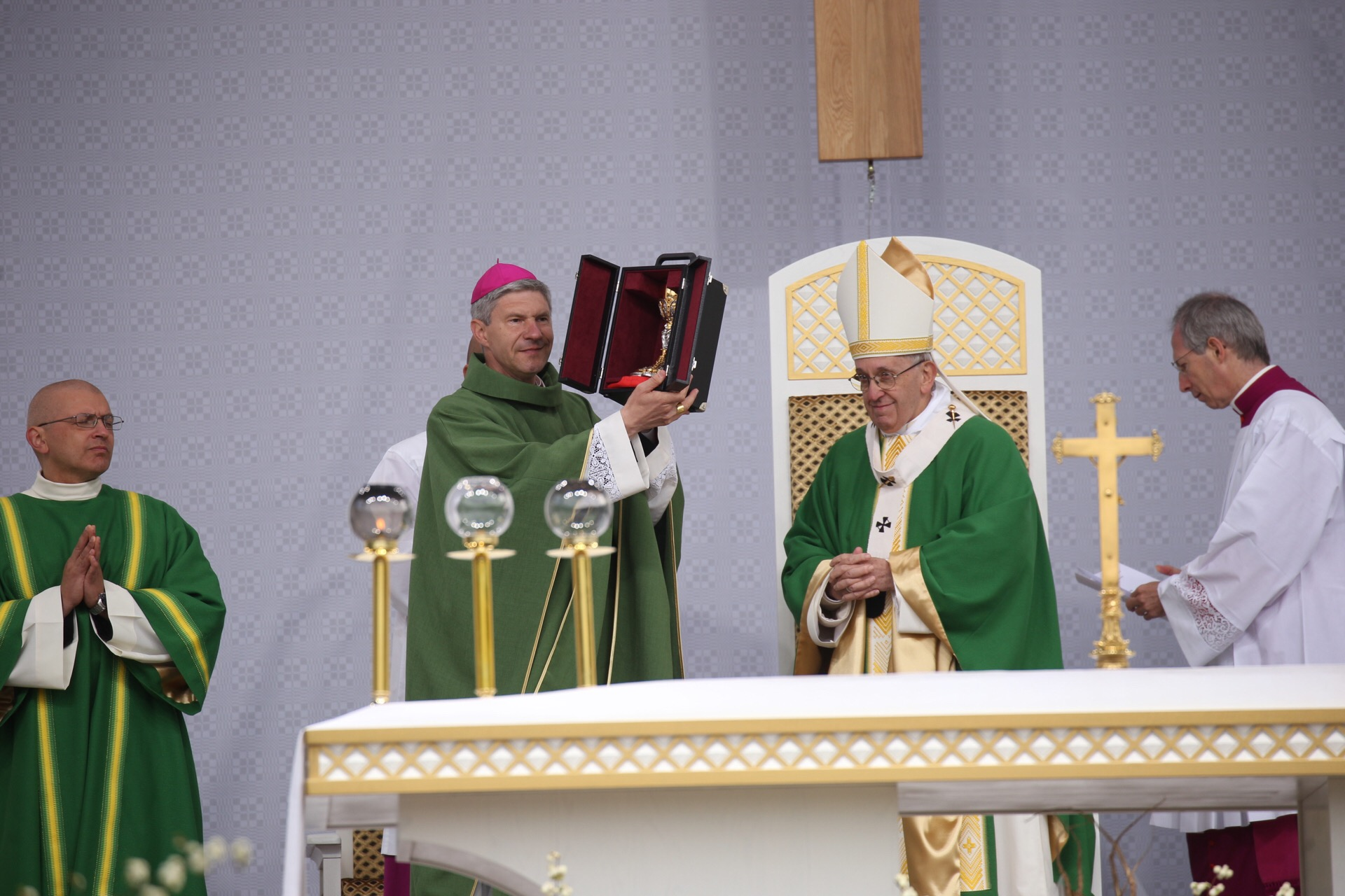 Kaunas archbishop lionginas virbalass message of greeting and kaunas archbishop lionginas virbalass message of greeting and thanks to pope francis m4hsunfo
